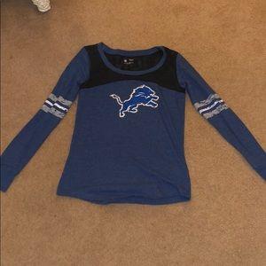 Women's Lions NFL Shirt